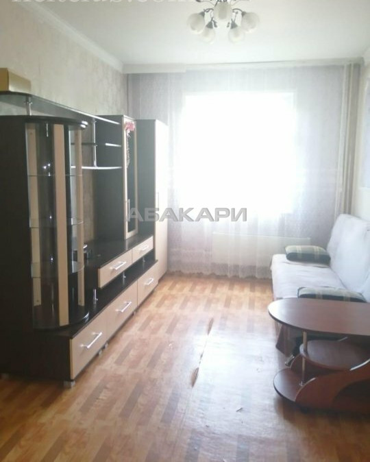 1-комнатная Быковского Зеленая роща мкр-н за 15500 руб/мес фото 1