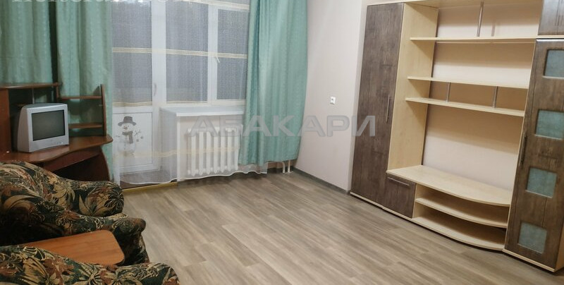 1-комнатная Афонтовский переулок к-р Енисей за 14000 руб/мес фото 3
