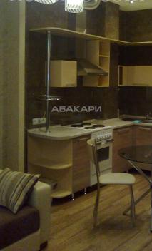 1-комнатная Академика Киренского Гремячий лог за 22000 руб/мес фото 2