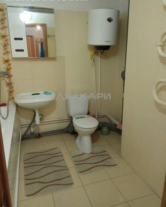 1-комнатная Новосибирская Новосибирская ул. за 20000 руб/мес фото 8