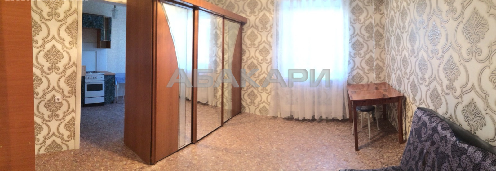 1-комнатная Свободный проспект БСМП ост. за 12000 руб/мес фото 6