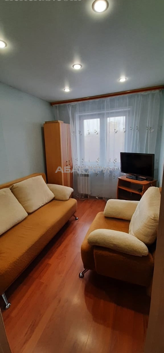 3-комнатная Курчатова БСМП ост. за 20000 руб/мес фото 2