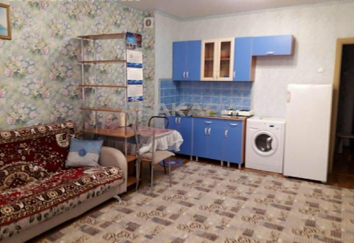 1-комнатная Вильского БСМП ост. за 14000 руб/мес фото 1
