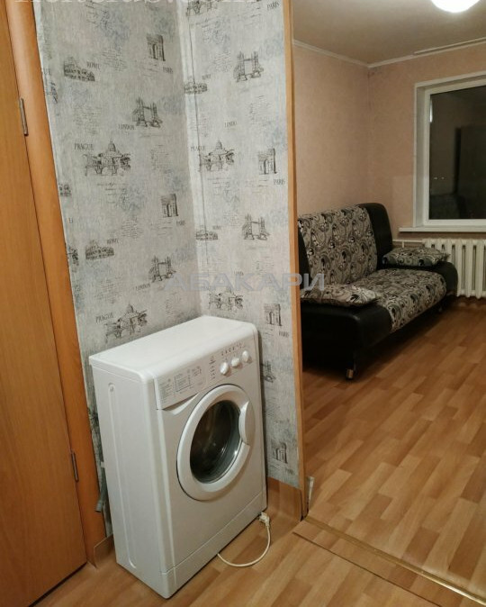 1-комнатная 26 Бакинских комиссаров КрасТЭЦ за 10000 руб/мес фото 1
