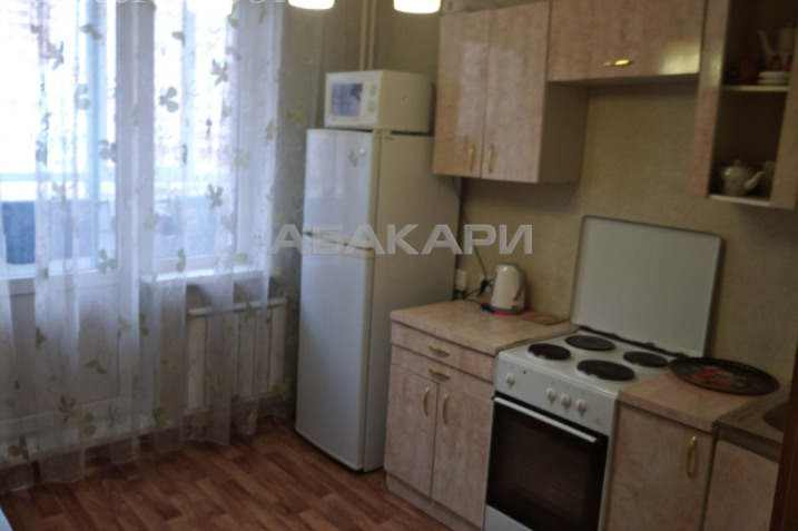 1-комнатная Алексеева Зеленый городок за 16000 руб/мес фото 2