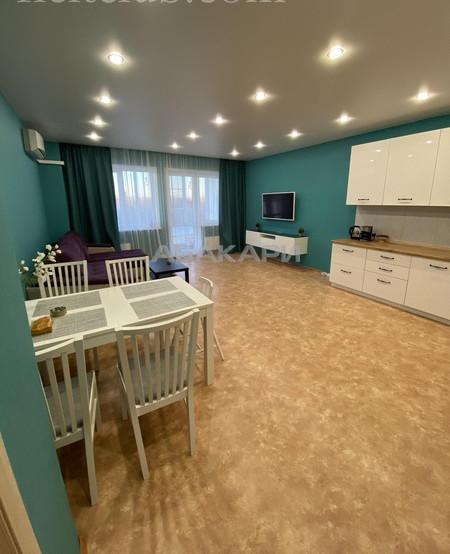 3-комнатная Ярыгинская набережная Пашенный за 45000 руб/мес фото 21