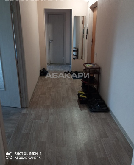 1-комнатная Ольховая Солнечный мкр-н за 17000 руб/мес фото 3