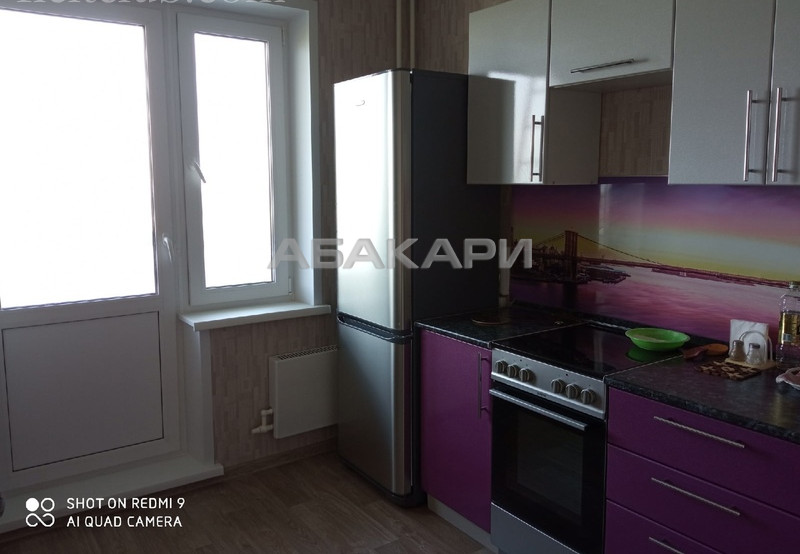 1-комнатная Ольховая Солнечный мкр-н за 17000 руб/мес фото 8
