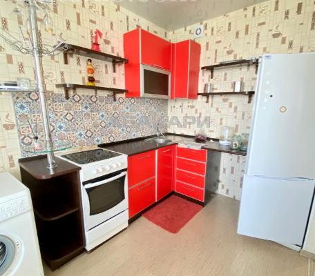 1-комнатная Водопьянова Северный мкр-н за 24000 руб/мес фото 6