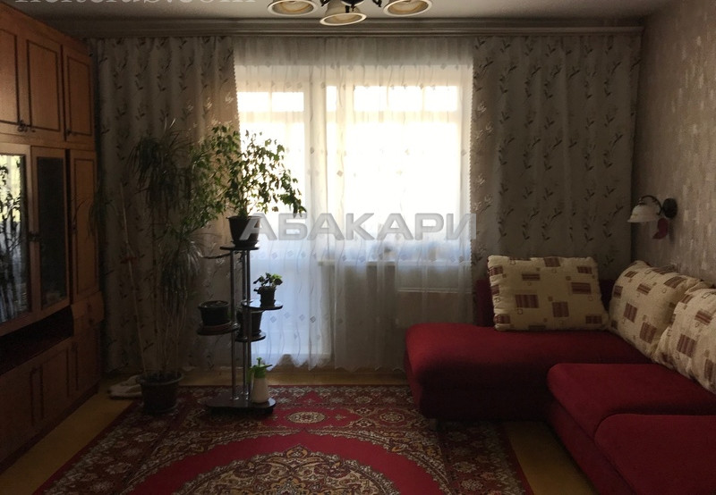 2-комнатная Славы Солнечный мкр-н за 17000 руб/мес фото 2