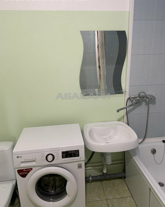 1-комнатная Караульная  за 18000 руб/мес фото 1