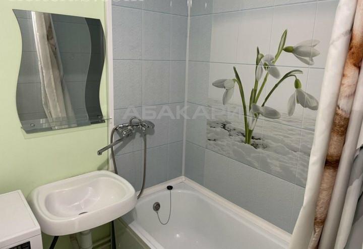 1-комнатная Караульная  за 18000 руб/мес фото 5