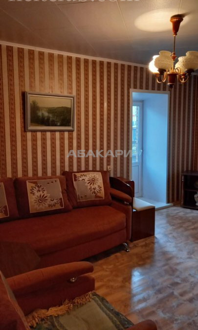 2-комнатная Карамзина Утиный плес мкр-н за 18000 руб/мес фото 2