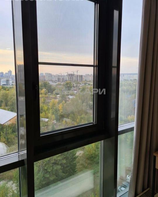 1-комнатная Авиаторов Зеленая роща мкр-н за 34000 руб/мес фото 3