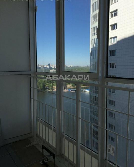 2-комнатная Ярыгинская набережная  за 16500 руб/мес фото 2