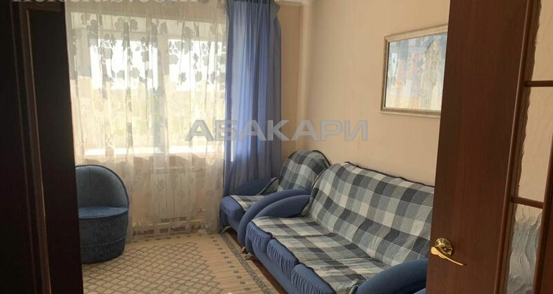 2-комнатная Быковского Зеленая роща мкр-н за 25000 руб/мес фото 3