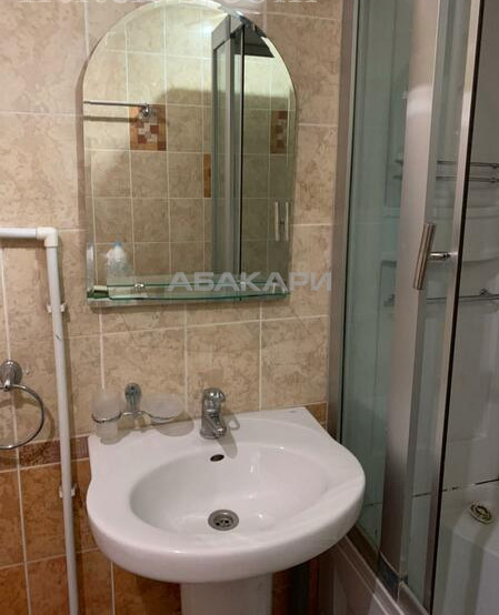 2-комнатная Быковского Зеленая роща мкр-н за 25000 руб/мес фото 16