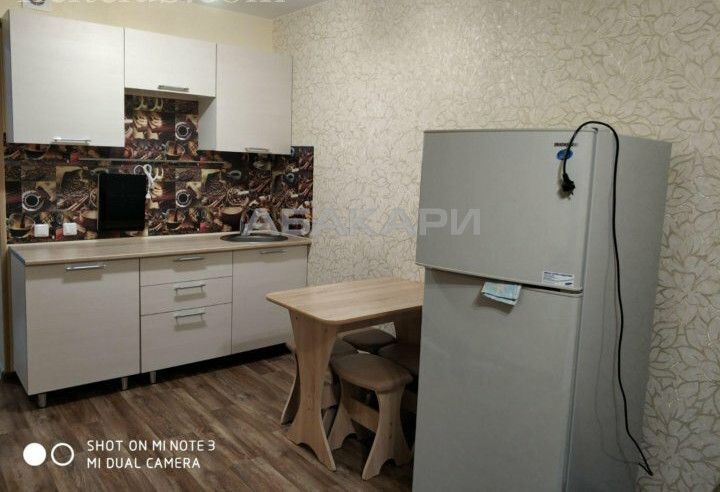 1-комнатная Норильская Мясокомбинат ост. за 14000 руб/мес фото 1
