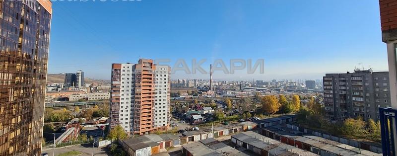 1-комнатная Новосибирская Новосибирская ул. за 28000 руб/мес фото 8