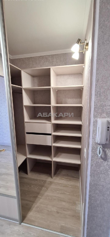 1-комнатная Новосибирская Новосибирская ул. за 28000 руб/мес фото 19