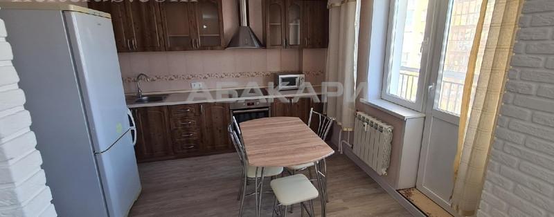 1-комнатная Новосибирская Новосибирская ул. за 28000 руб/мес фото 11